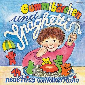 Volker Rosin, Gummibärchen und Spaghetti, 00044006604329