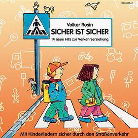 Volker Rosin, Sicher ist Sicher, 00044006604527