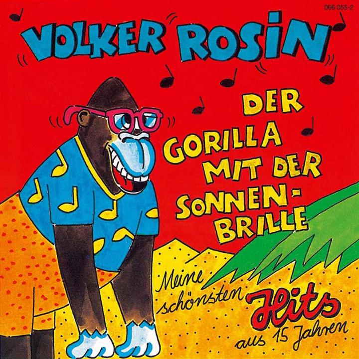 Der Gorilla mit der Sonnenbrille 0044006605522