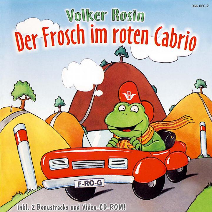 Der Frosch im roten Cabrio 0044006602024