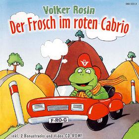 Volker Rosin, Der Frosch im roten Cabrio, 00044006602028