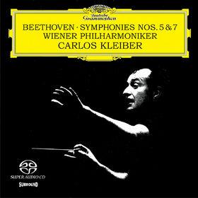 Ludwig van Beethoven, Beethoven: Symphonies Nos. 5 & 7, 00028947163022
