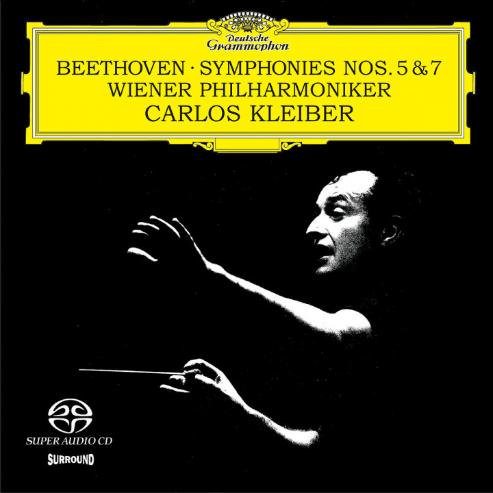 Beethoven: Symphonies Nos. 5 & 7 0028947163020
