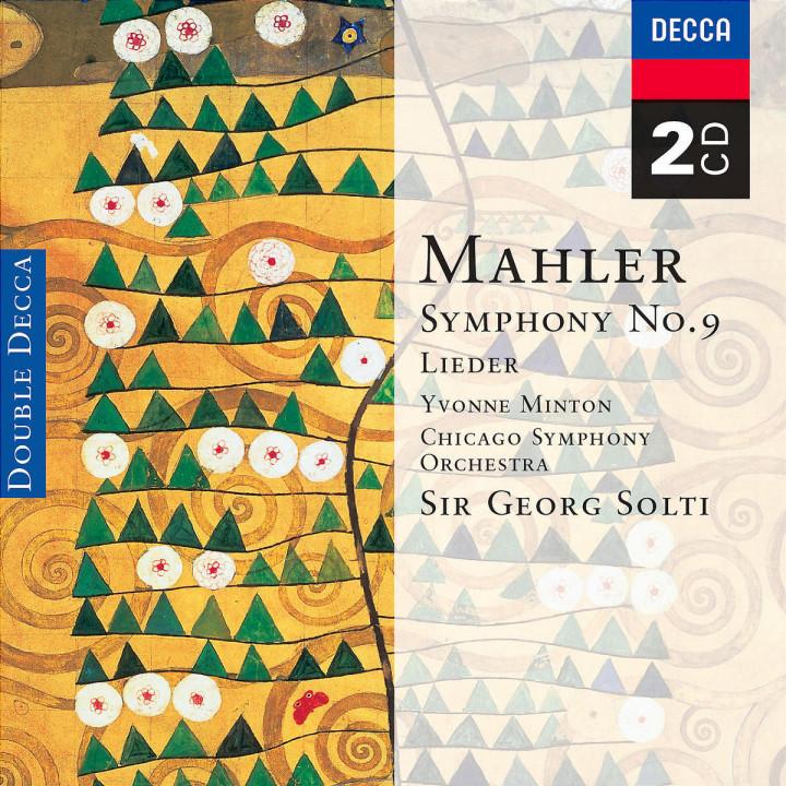 Mahler: Symphony No.9; Lieder eines fahrenden Gesellen etc. 0028947327426