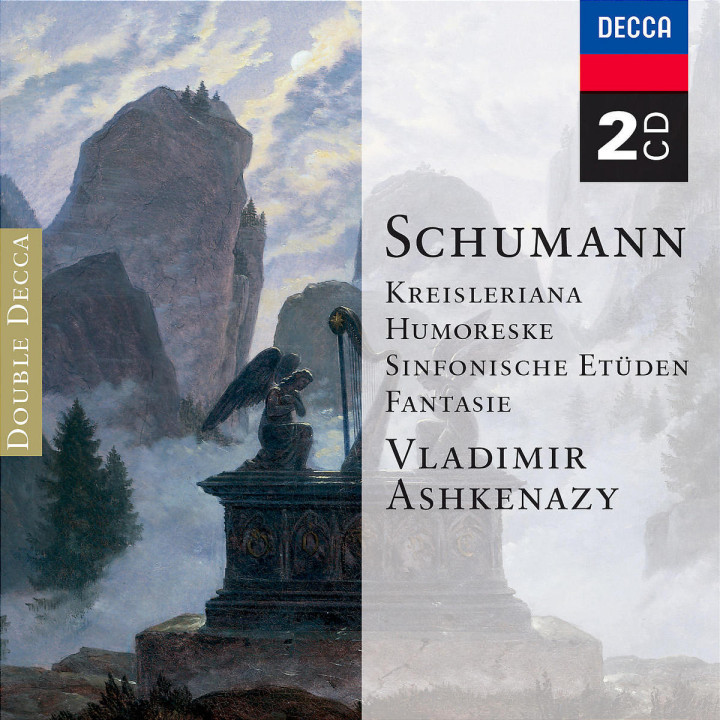 Schumann: Kreisleriana; Symphonic Studies;Fantaisie 0028947328025