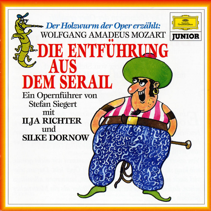Der Holzwurm der Oper erzählt: Die Entführung aus dem Serail 0601215945946