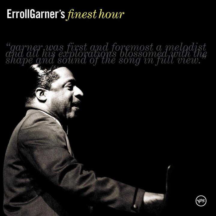 Erroll Garner's Finest Hour 0731458977522