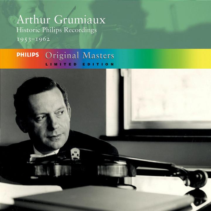 Arthur Grumiaux - Historic Philips Recordings 1953-1962 0028947310426