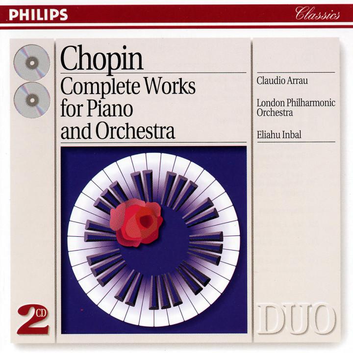 Chopin: Piano Concertos Nos.1 & 2 etc 0028943833820