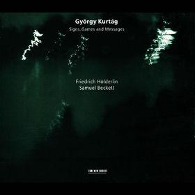 György Kurtág, Signs, Games and Messages, 00028946183328
