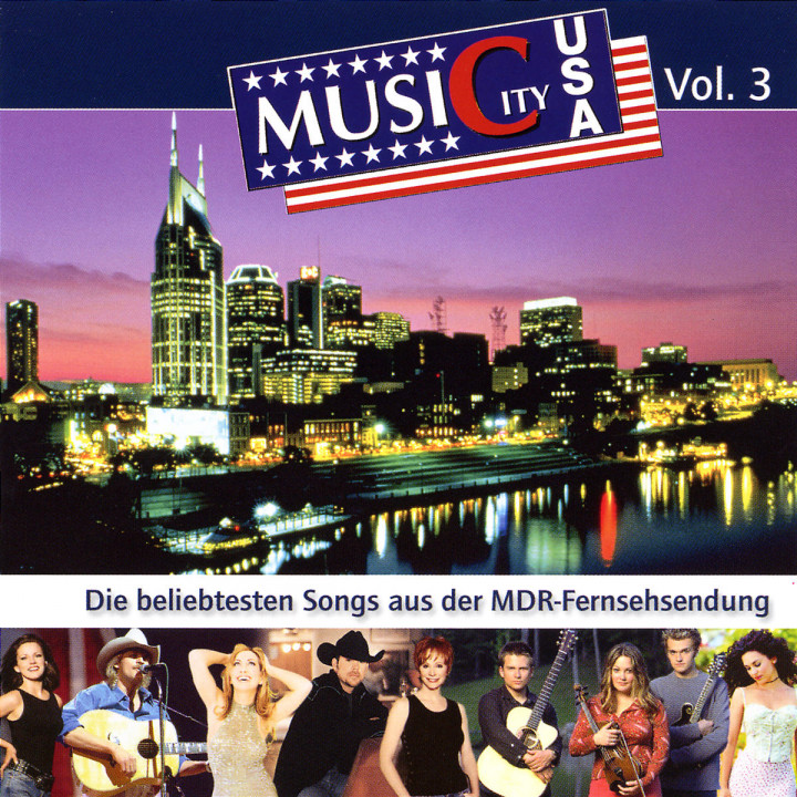 Music City USA (Vol. 3) 0044006860022