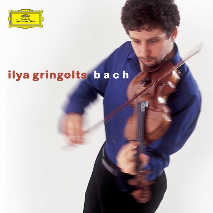 Bach: Partitas Nos.1 & 3; Sonata No.2 0028947423526