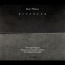 Johann Sebastian Bach, Ricercar, 00028946191224