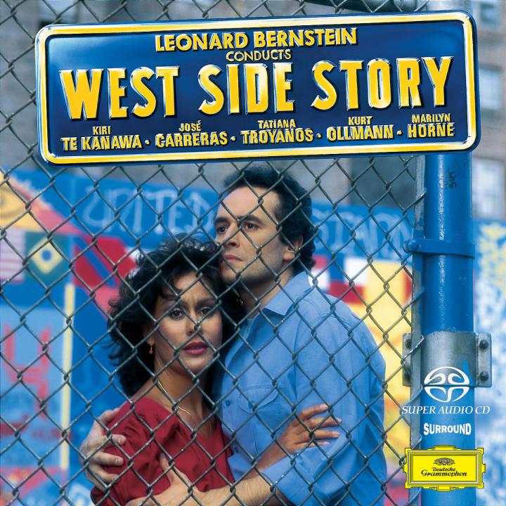 Bernstein: West Side Story 0028947163123