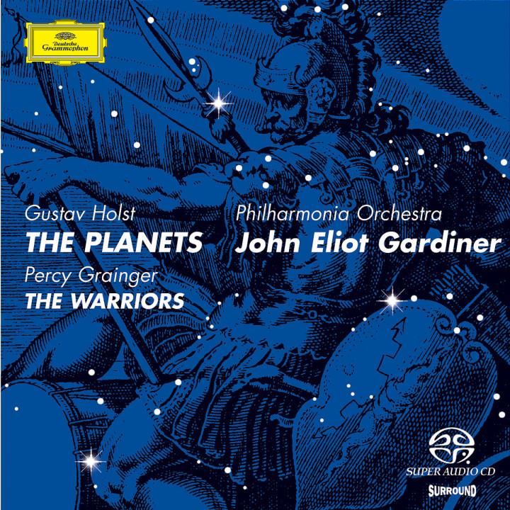 Gustav Holst: The Planets / Percy Grainger: The Warriors 0028947163422