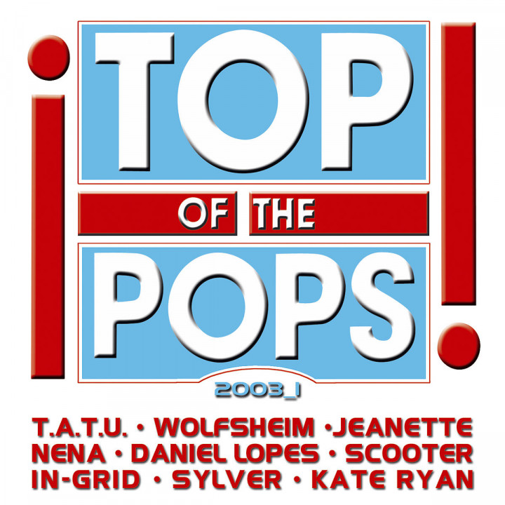Top Of the Pops 2003 (Vol. 1) 0044006864820