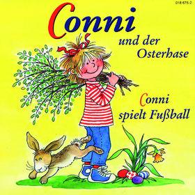 Conni, 10: Conni und der Osterhase / Conni spielt Fußball, 00044001867521