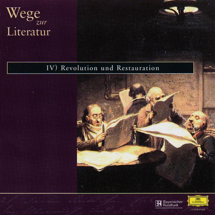 Wege zur Literatur - IV) Revolution und Restauration 0044006708320