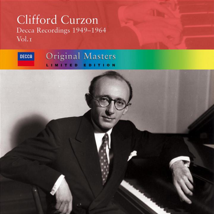 Clifford Curzon - Decca Recordings 1949-1964 Vol.1 0028947311623