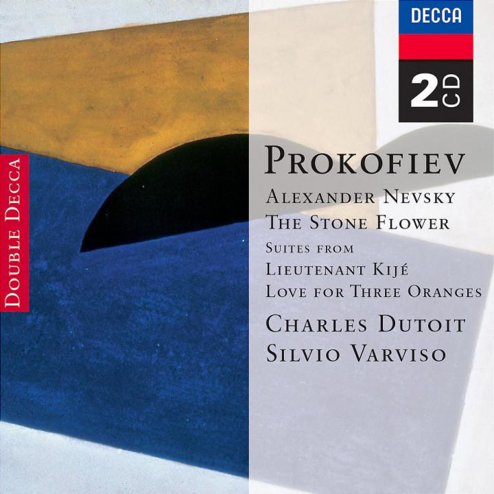 Prokofiev: Alexander Nevsky; The Stone Flower; Lieutenant Kijé etc. 0028947327725