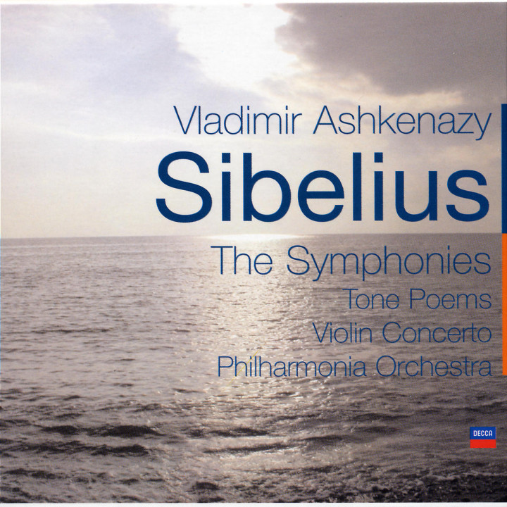 Sibelius: The Symphonies / Tone Poems / Violin Concerto 0028947359025