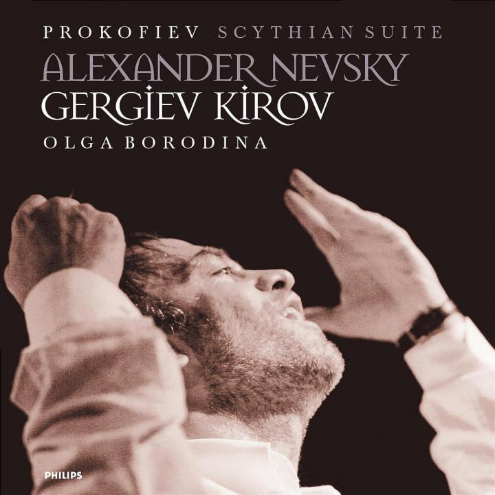 Prokofiev: Scythian Suite; Alexander Nevsky 0028947360029