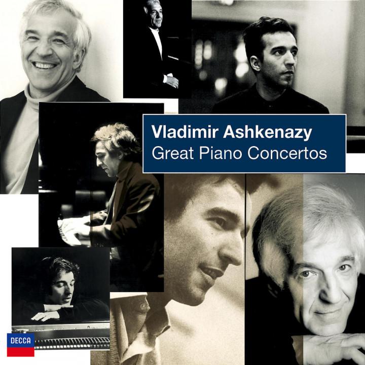 Great Piano Concertos 0028947360122