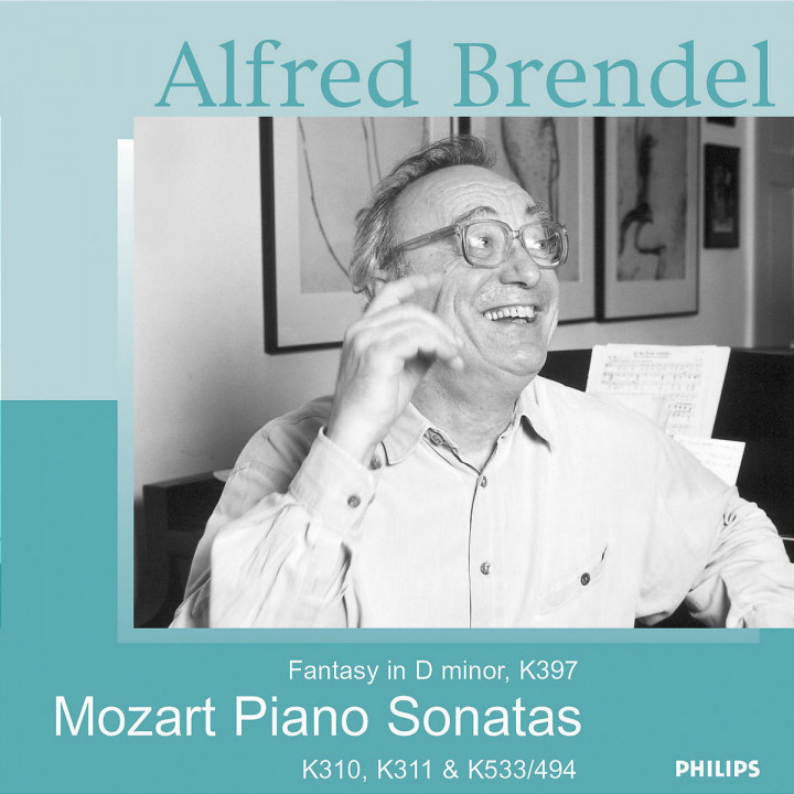 Mozart: Piano Sonatas K.310, K.311 & K.533/494 0028947368924
