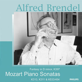 Wolfgang Amadeus Mozart, Mozart: Piano Sonatas K.310, K.311 & K.533/494, 00028947368922