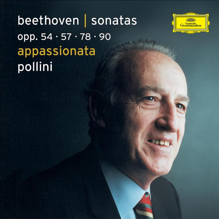 Beethoven: Piano Sonatas Opp.54, 57, 78 & 90 0028947445122