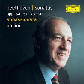 Ludwig van Beethoven, Beethoven: Piano Sonatas Opp. 54, 57, 78, 90, 00028947445128