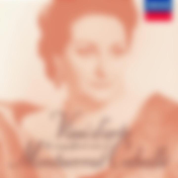 Vissi d' arte: The Magnificent Voice of Montserrat Caballé 0028947370424