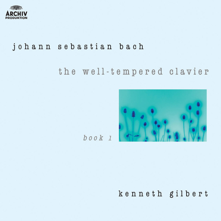 Bach: The Well-Tempered Clavier I 0028947422123