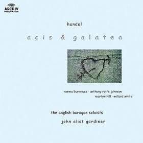 Archiv Blue, Handel: Acis & Galatea, 00028947422525