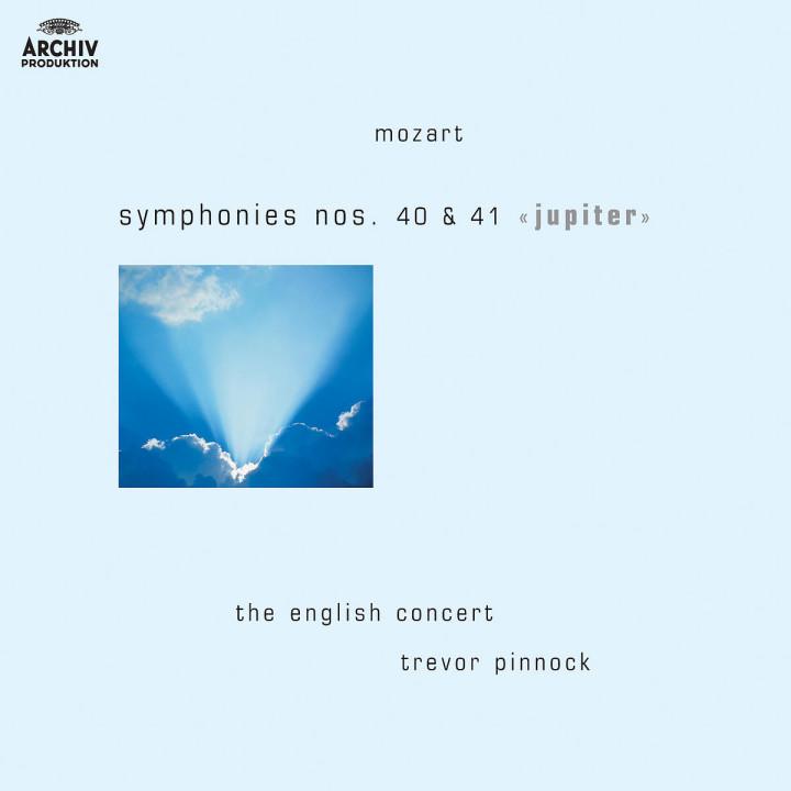 "Mozart: Symphonies Nos.40 & 41 ""Jupiter"" 0028947422927"