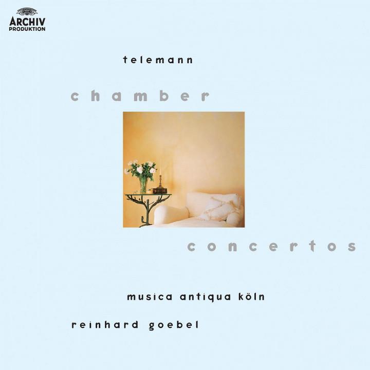 Telemann: Chamber Concertos 0028947423021