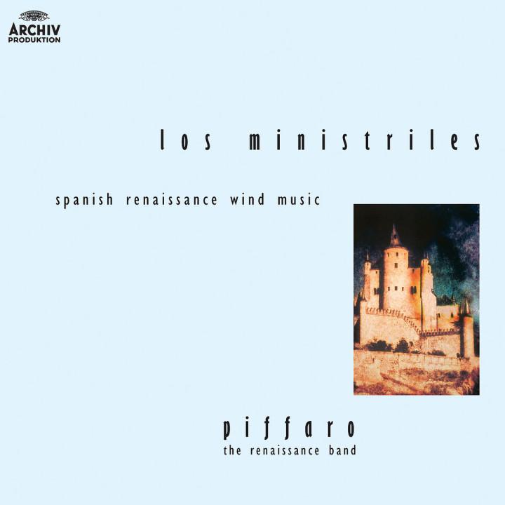Los Ministriles - Spanische Bläsermusik aus der Renaissance 0028947423227