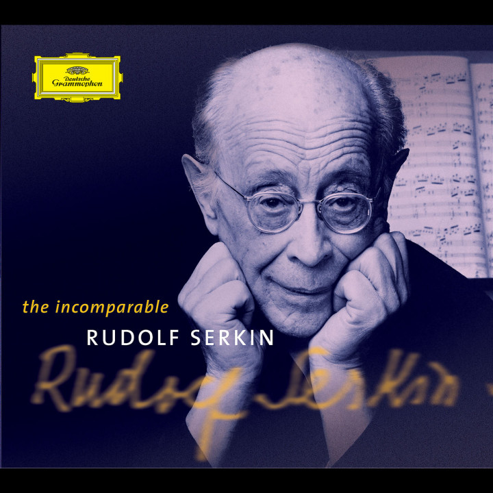 The Incomparable Rudolf Serkin 0028947432827
