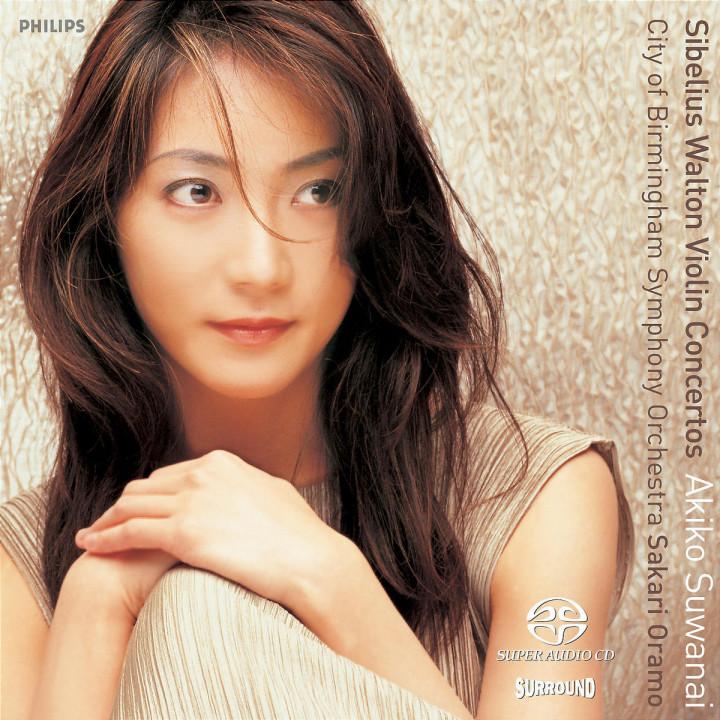Sibelius/Walton: Violin Concertos 0028947062224