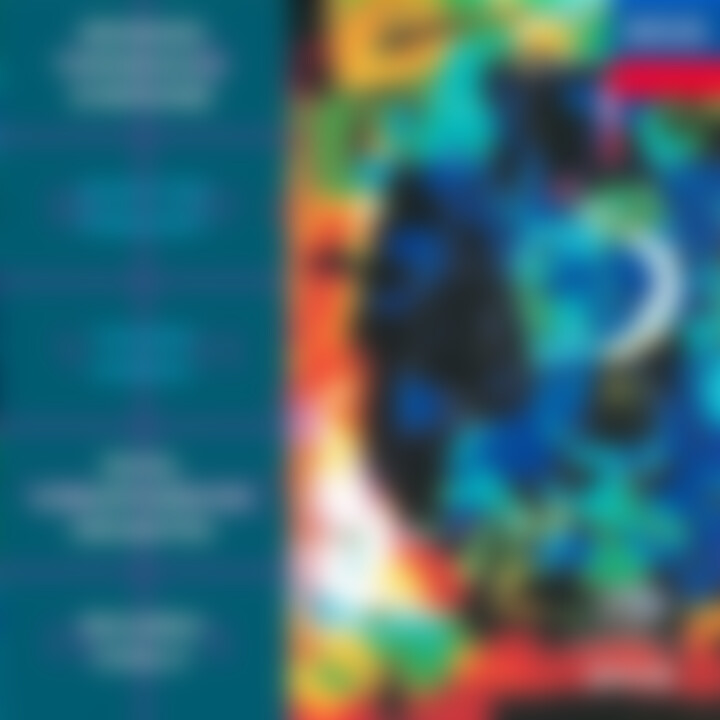 Messiaen: Turangalîla Symphonie 0028947062729