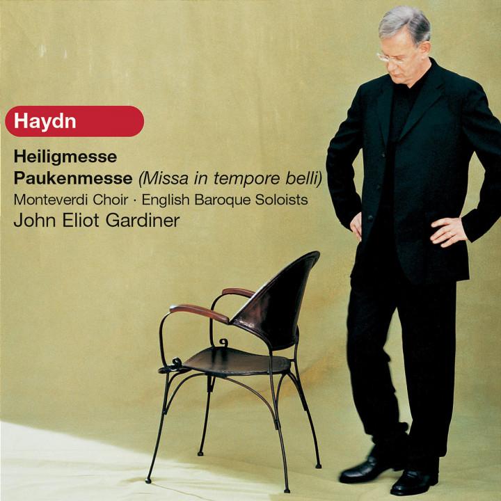 Haydn: Heiligmesse; Paukenmesse (Missa in tempore belli) 0028947081920