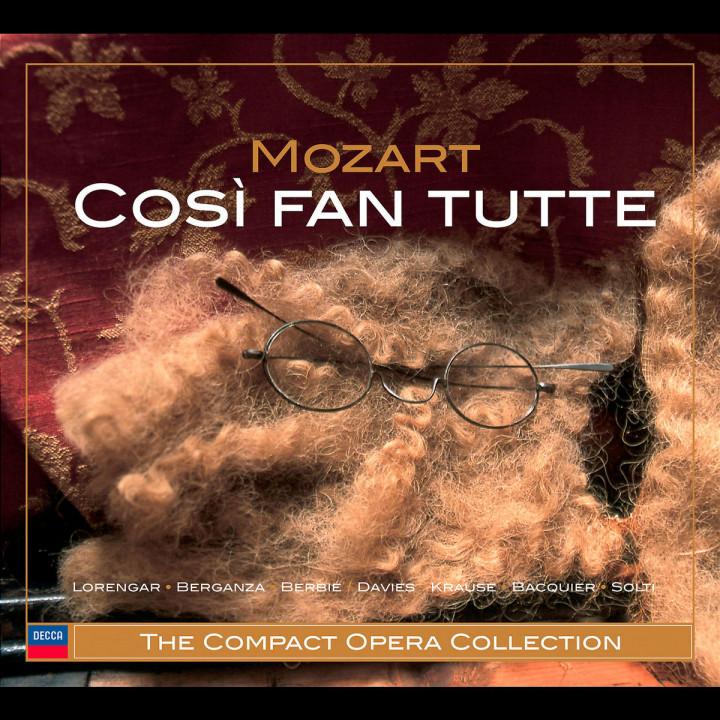 Mozart: Cosi fan tutte 0028947335427