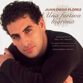 Juan Diego Flórez - Una Furtiva Lagrima: Donizetti & Bellini Arias, 00028947344025
