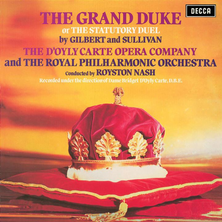 Gilbert & Sullivan: The Grand Duke 0028947363527