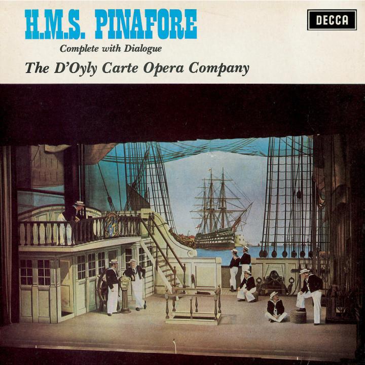 Gilbert & Sullivan: H.M.S.Pinafore 0028947363826