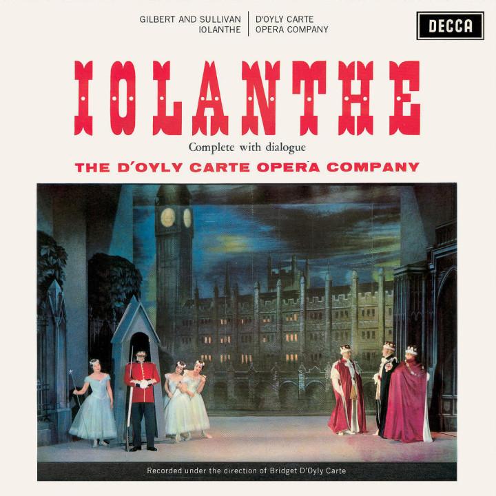 Gilbert & Sullivan: Iolanthe 0028947364126