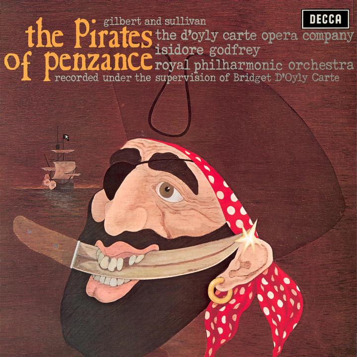 Gilbert & Sullivan: The Pirates of Penzance 0028947365024