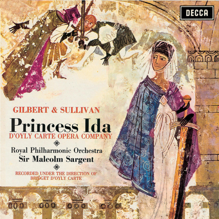 Gilbert & Sullivan: Princess Ida / Pineapple Poll 0028947365323