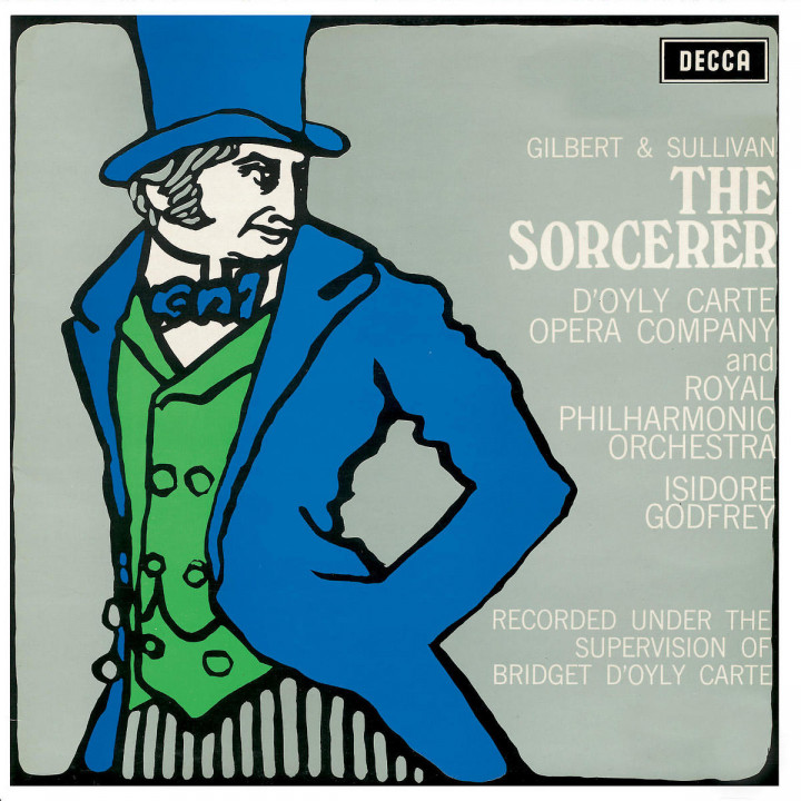 Gilbert & Sullivan: The Sorcerer / The Zoo 0028947365921
