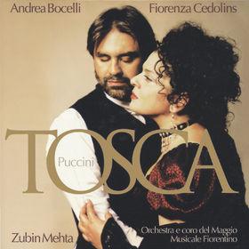 Andrea Bocelli, Puccini: Tosca, 00028947371021